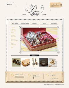 Pippin Vintage Jewel