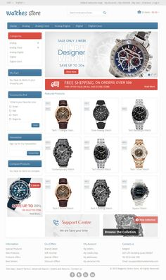Watch Store - Responsive Magento Template | Live Preview and Download: http://themeforest.net/item/watch-store-responsive-magento-template/6901087?WT.ac=category_item&WT.z_author=TemplateMela&ref=ksioks