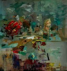 tasos bousdoukos abstract landscape
