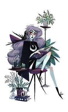 """Winner of the CHARACTER DESIGN CHALLENGE!  for <a class=""""pintag searchlink"""" data-query=""""%23WizardsAndWitches"""" data-type=""""hashtag"""" href=""""/search/?q=%23WizardsAndWitches&rs=hashtag"""" rel=""""nofollow"""" title=""""#WizardsAndWitches search Pinterest"""">#WizardsAndWitches</a> •  Michele Vaes Massagli* • Blog/Website 