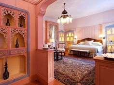 The Albergo Hotel (B