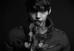Kim Woo Bin (김우빈) - Be still my heart... gif