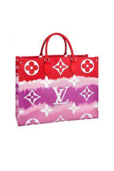Louis Vuitton se apunta a la tendencia 'tie-dye' en esta preciosa colección cápsula de verano Hippy Chic, Chanel, Louis Vuitton, Tote Bag, Luxury, Bags, Fashion, Blue Slippers, Blue Nails