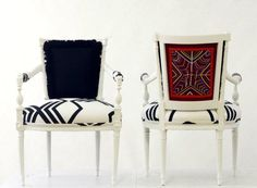 10 New Ways to Re-Upholster Old Furniture
