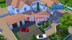 The Sims 4 - Kylie Jenner House Build CC (Part2) 3SIMS4 #SIMS #SIMS4CC
