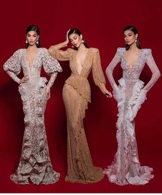 How To Look Extra Glam and Classic On Your Wedding Day: 5 New Dresses For Curvy Ladies 2020 Glam Dresses, Couture Dresses, Elegant Dresses, Pretty Dresses, Sexy Dresses, Beautiful Dresses, Fashion Dresses, Gowns Of Elegance, Chic Outfits