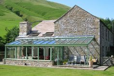 victorian lean to conservatory - Google Search