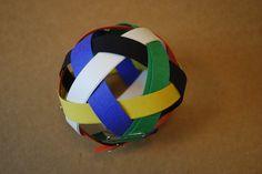 How to Make a Sepak Takraw Ball