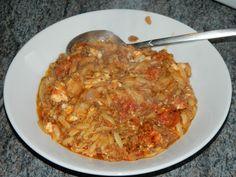 Rezept Griechischer Hackauflauf mit Kritharaki Nudeln von bodie37 - Rezept der Kategorie Hauptgerichte mit Fleisch