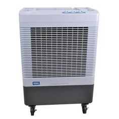 Hessaire 2,200 CFM 2 Speed Portable Evaporative Cooler For 750 Sq. Ft. MC37M