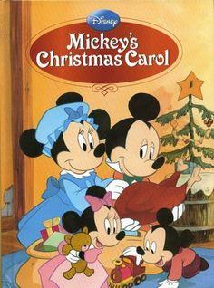 Mickeys Christmas Carol Minnie.Pinterest