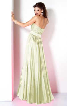 Pink Sheath Sweetheart Floor-length Dress