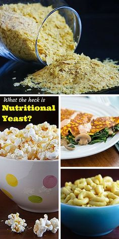 What the heck is Nutritional Yeast? Find out all about its many uses with recipes, too.