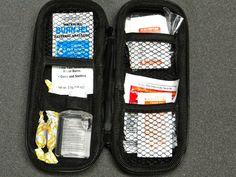 Dmac's Reviews : Kit Concept: EDC Medications/Basic Convenience Supplies