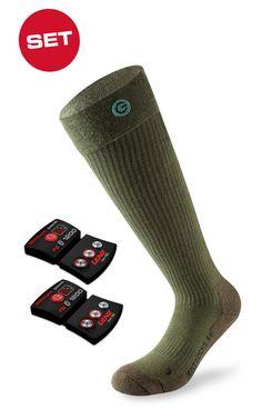 Die beheizbaren Socken für kalte Jagdtage halten Sie warm, gesund, konzentriert und leistungsfähig! Fashion, Hunting Accessories, Welly Boots, Things To Do, Textiles, Dressing Up, Healthy, Moda, Fashion Styles