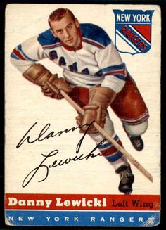 Highlights, stats and hockey card info for Danny Lewicki. Danny played in the NHL with the Toronto Maple Leafs, New York Rangers and Chicago Blackhawks. Nhl, Hockey Cards, Baseball Cards, Rangers Hockey, Left Wing, New York Rangers, Chicago Blackhawks, Hockey Players, Ice Hockey