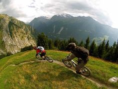 Suitable Types Of Bicycle For Alpine Mountain Biking