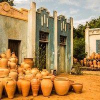 'Velho Chico' tem cenários com plantas e materiais originais do Nordeste do Brasil