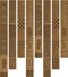 XILO1934 | Parquet Design in Rovere Slavonja | Musciarabia | Piero e Barnaba Fornasetti