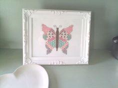 Cross Stitch Butterfly £2.00