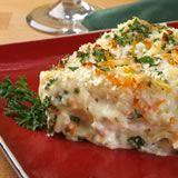 shrimp & scallop lasagne by Paula Deen Image 1