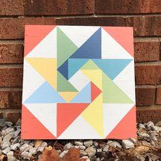 Barn Quilt Designs, Barn Quilt Patterns, Star Patterns, Quilting Designs, Star Quilt Blocks, Star Quilts, Barn Quilts For Sale, Painted Barn Quilts, Custom Quilts