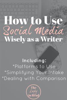 Tips on using social