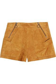 Chloé Suede shorts #Chloe