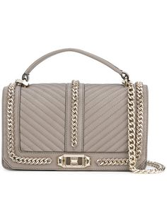 REBECCA MINKOFF . #rebeccaminkoff #bags #shoulder bags #leather #polyester #
