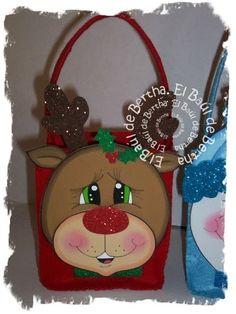.:。✿*゚'゚・✿.。.:* BERTHA MANUALIDADES *.:。✿*゚'゚・✿.。.:: Navidad
