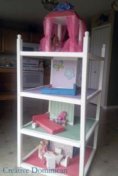 DIY Dollhouse | Do It Yourself Home Projects from Ana White