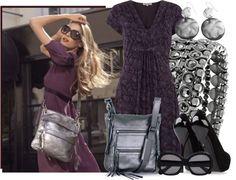 """Leather crossbody bag | Belen Echandias"" by aannggiiee on Polyvore"