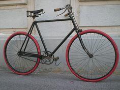 waffenrad 1899 Modell 28