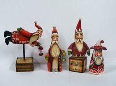 Scherer Santa Original's OOAK Miniatures