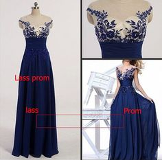 Hey, I found this really awesome Etsy listing at https://www.etsy.com/listing/183189410/blue-long-prom-dress-evening-dress