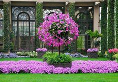 The Longwood Botanical Gardens Pennsylvania