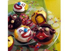 Marzipan-Muffins #muffins