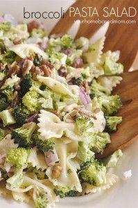 Recipe For  Broccoli Pasta Salad