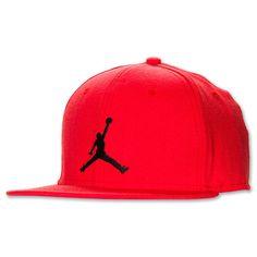 Jordan Hat Red