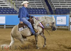 2012 Adequan Select World Champions in reining:  Robert Denton and Dun Its Legacy. Read more about the show: http://aqha.com/Showing/Select-World/Select-World-Blog/08292012-Adequan-Select-World-Day-6.aspx
