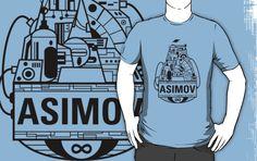 Buy 'Bill's Tardis Repairs' by robotrobotROBOT as a T-Shirt, Lightweight Hoodie, Sticker, Kids Clothes, or Lightweight Sweatshirt Isaac Asimov, Tardis, Tshirt Colors, Wardrobe Staples, Female Models, Classic T Shirts, Iphone Cases, Tees, Mens Tops
