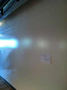 The new Whiteyboard wall at Cartoon Network...excited to see new toon's coming our way :)