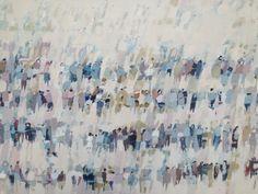 Caroline Yates Heaven can wait Oil on canvas © Artist