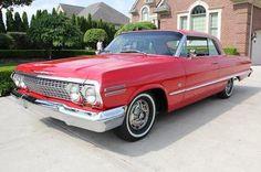 Chevrolet : Impala Watch Video 1963 Chevrolet Impa - http://www.legendaryfinds.com/chevrolet-impala-watch-video-1963-chevrolet-impa-2/