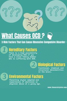 Learn what causes OCD, its symptoms and ways you can tackle this anxiety disorder. What Causes Ocd, Ocd Test, Types Of Ocd, Ocd In Children, Special Needs Resources, Obsessive Compulsive Disorder, Natural Parenting, Anxiety Disorder, Parenting Humor
