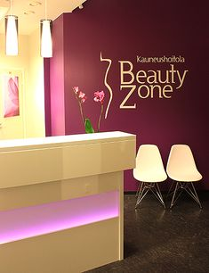 Hair salon names on pinterest cosmetology student hair for Italian interior design company names