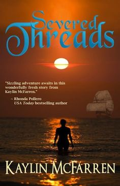 Severed Threads by Kaylin McFarren on StoryFinds -#romantic #suspense reviewers are loving this dramatic novel - Will Rachel put her life on the line with drug-dealing gangsters, and will she cooperate with them?