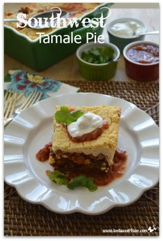 Southwest Tamale Pie