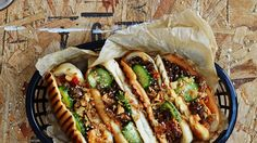 Trendikkäin hot dog maustetaan korealaisittain