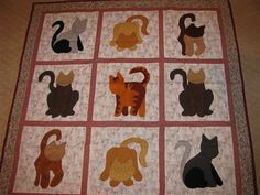 Cats - Quilters Club of America